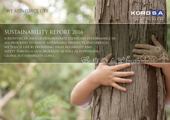Kordsa Releases Third Sustainability Report