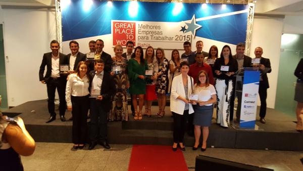 Kordsa is one of the Best Employer Brands of Brazil!