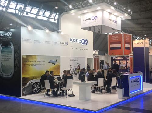 Kordsa at Composites Europe 2017