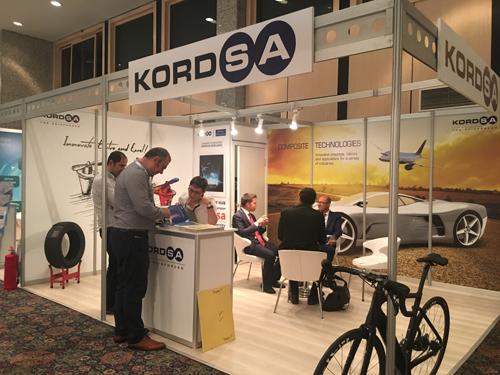 Kordsa at Turk Kompozit 2017