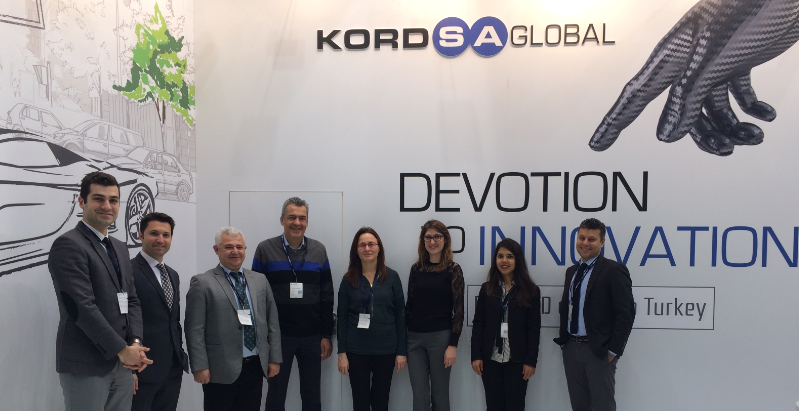 Kordsa at Composites Europe