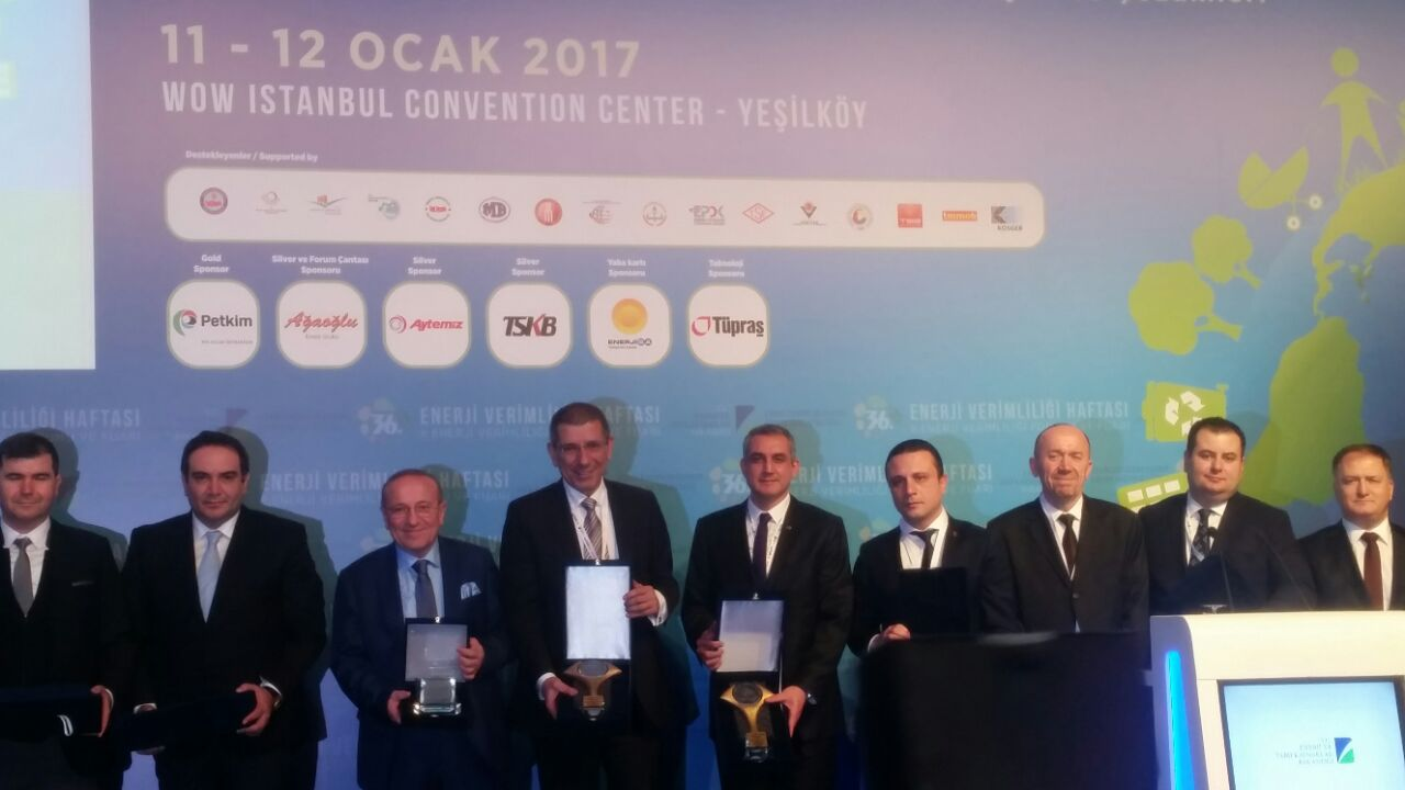 Energy Effıciency Applications Brings Award to Kordsa