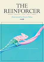 THE REINFORCER MAGAZINE