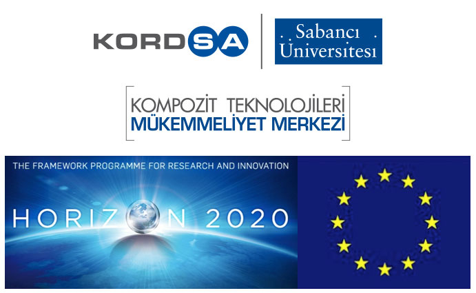 Kordsa and Sabancı University involved in production of composite material with 3D printer project supported by the European Union