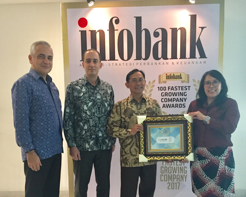 Kordsa once more among top companies in Indonesia