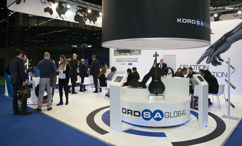 Kordsa attended JEC World in Paris with its composite products