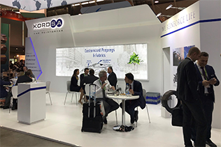 Kordsa at Composites Europe with its composites technologies