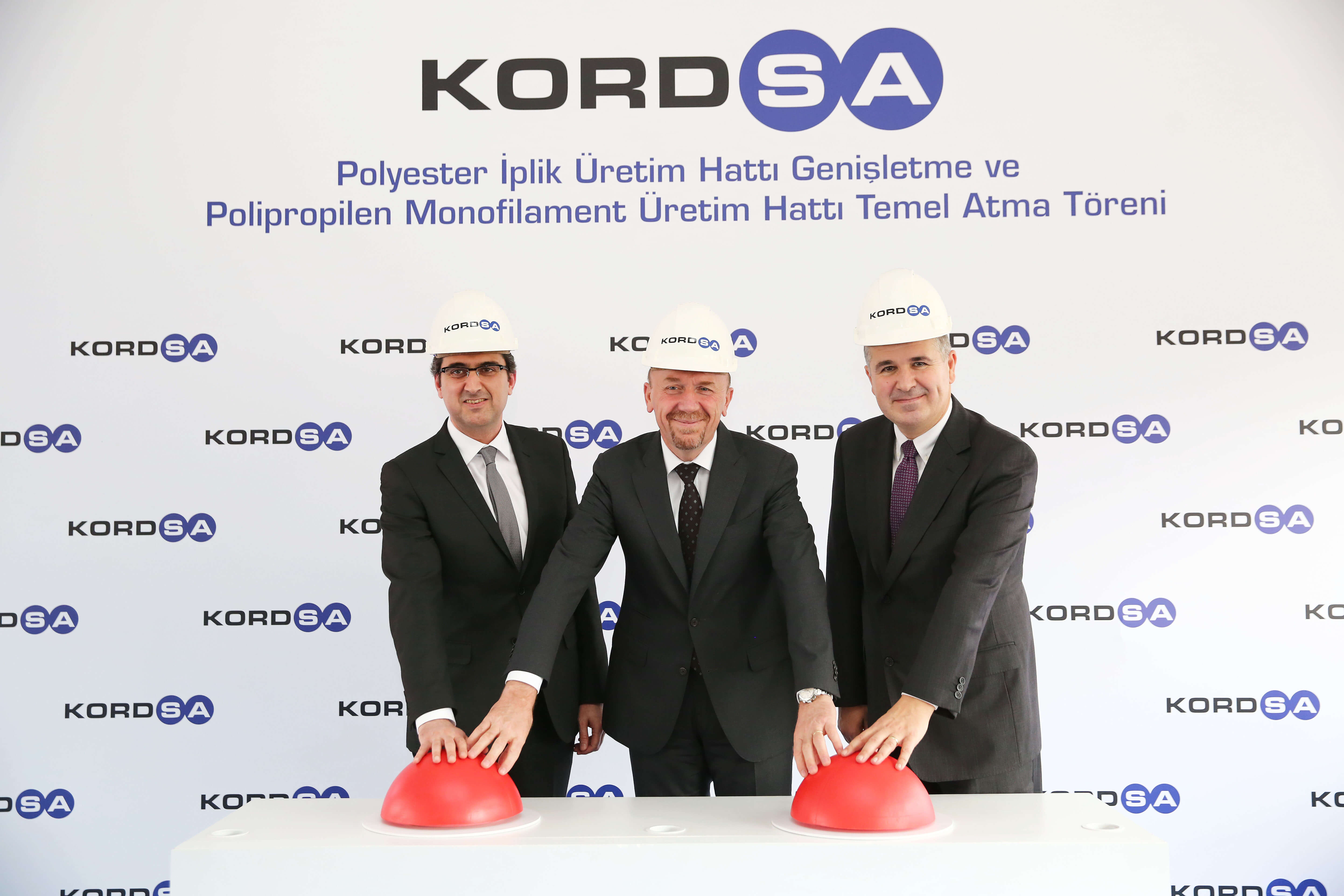 Kordsa's investments continue at a great pace through capacity increase