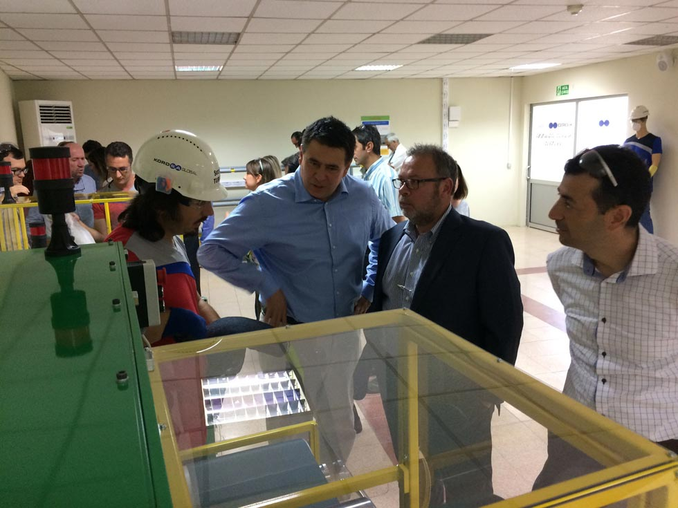 "Kordsa Opened ""Occupational Safety Experience Center"""