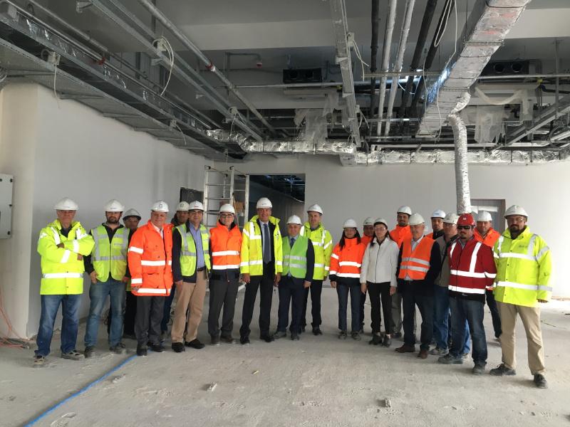 Sabancı Holding Industry Group President's Visit