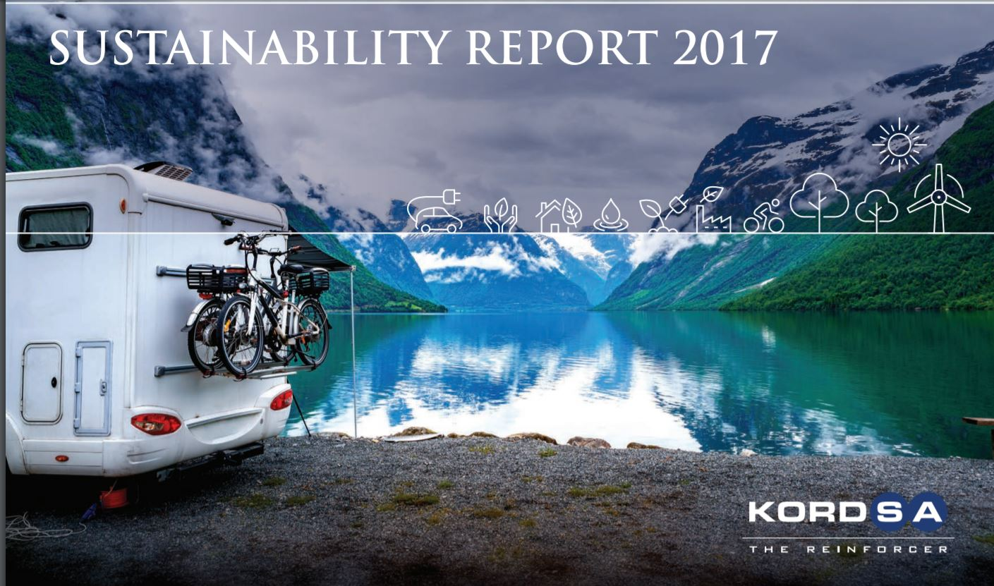Kordsa released its fourth Sustainability Report