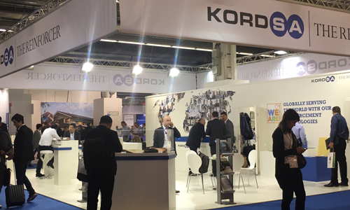 Kordsa at Techtextil, the world's leading international trade fair for technical textiles