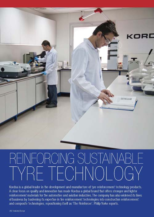 Reinforcing Sustainable Tire Technology
