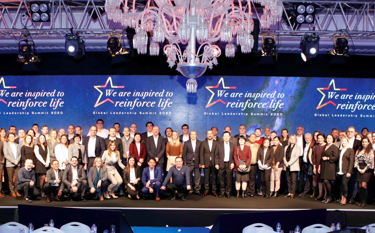 Kordsa Leaders Came Together in İstanbul