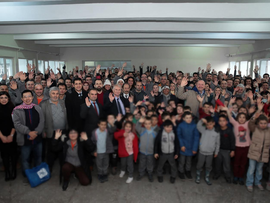 Kordsa continues to reinforce future generations with its projects for teachers and schools