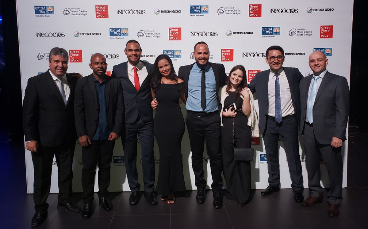 "Kordsa among the ""Great Places to Work"" in Brasil for the fourth year in a row"