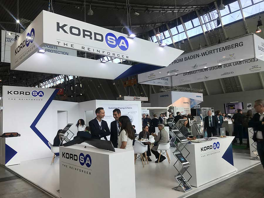 Kordsa at Composites Europe,   the major industry meeting point in Europe