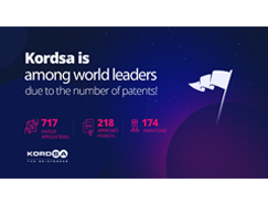 Kordsa is among the global leaders in industrial textiles with its number of patents