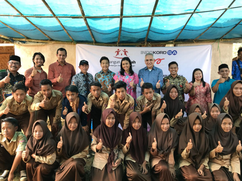 Kordsa reinforces the future in Indonesia
