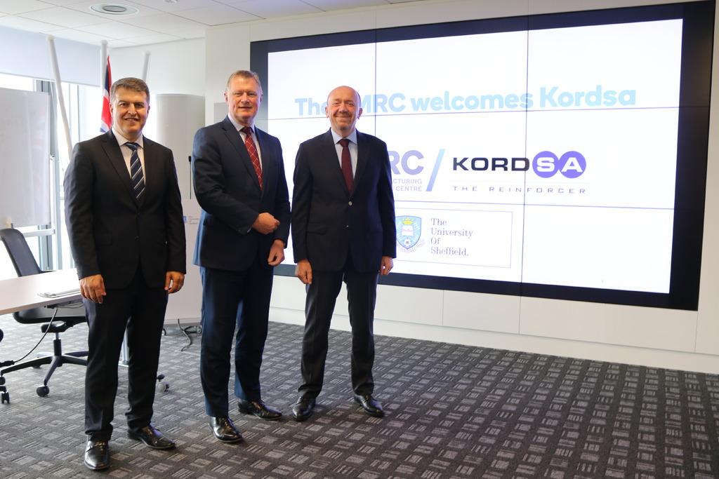 Reinforcing Global Partnerships: Kordsa AMRC Collaboration