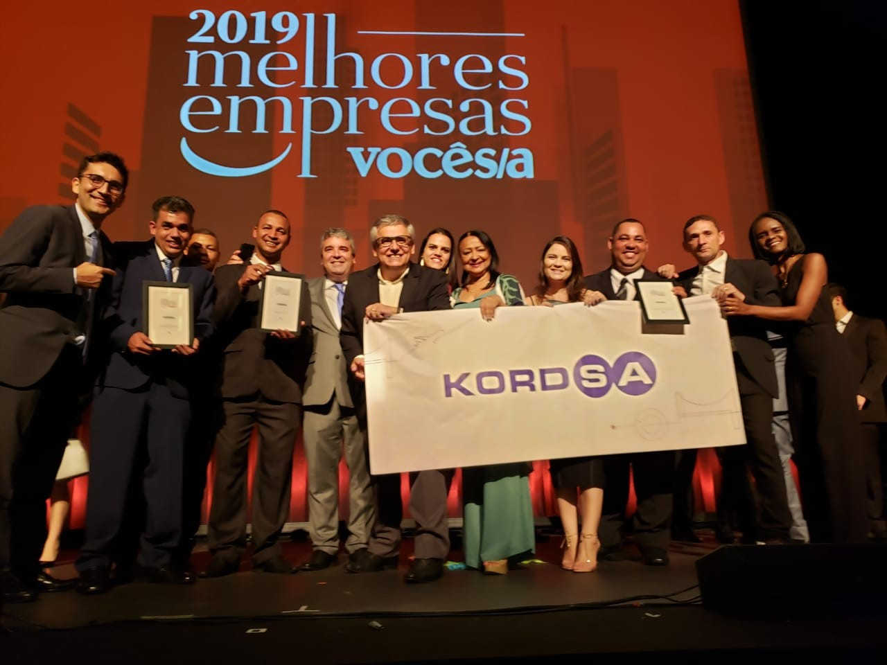 Kordsa honored as the Company of the Year in Brazil