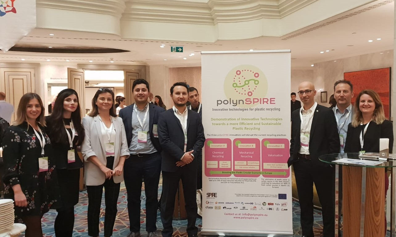 The 3rd meeting of the EU funded project PolynSPIRE was held in İstanbul with the contributions of the project partner Kordsa