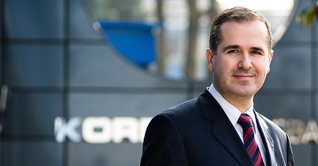 Kordsa'nın yeni CEO'su Cenk Alper