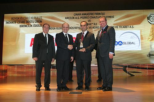Kordsa'ya İstanbul Sanayi Odası'ndan 3 Çevre Ödülü