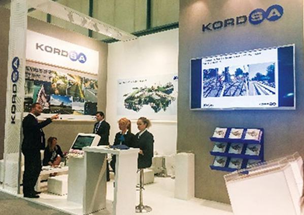 Kordsa Presents Concrete Reinforcement Technology KraTos at 40th Turkeybuild Exhibition