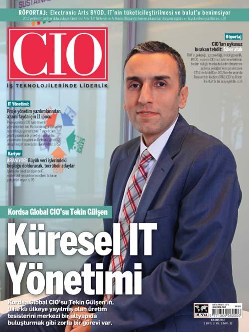 Küresel IT Yönetimi - Tekin Gülşen