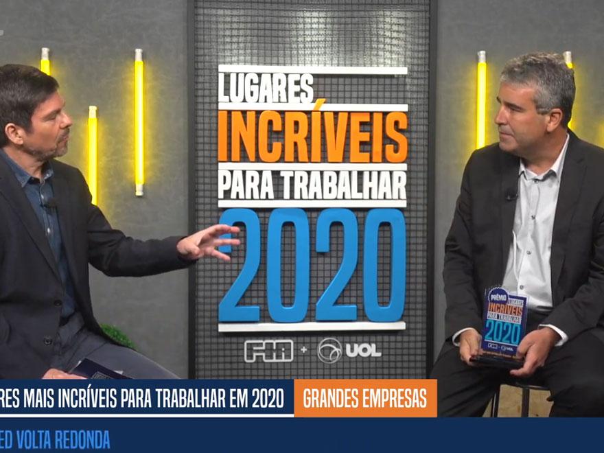 """Kordsa, Brezilya'da """"çalışılacak en iyi şirket"""" seçildi"""