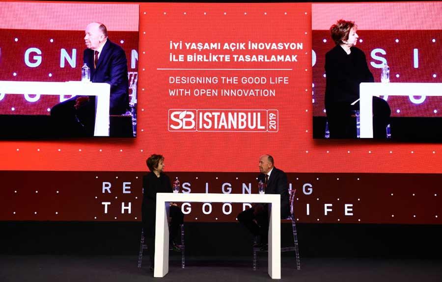 """Kordsa, Sürdürülebilir Markalar Konferansı'nda  """"iyi yaşamı yeniden tasarlayan"""" teknolojilerini anlattı"""